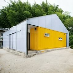 """This was the second """"Low Cost House Series"""" project, sponsored by Korea Child Fund to improve a living environment for low-income families. The house..."""