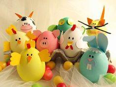 Pasqua: lavoretti per bambini della scuola primaria (Foto 4/39) | PourFemme