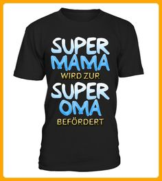 Super Mama Oma - Shirts für mutter (*Partner-Link)