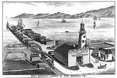Berkeley Campus, East Bay Area, Roads, Statue Of Liberty, School Ideas, Buildings, The Past, California, Construction