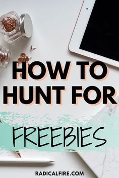 Do you want to know how to hunt for freebies? Climb aboard because we are going to tell you how to hunt for freebies! Freebies are like prizes but for free and an important way to save more money instead of buying it. Is this something you want? If so, find out more about it here in this article we will show you where to look and how to hunt for them. Financial Peace, Financial Goals, Save Money On Groceries, Ways To Save Money, Money Saving Challenge, Money Saving Tips, Financial Planning For Couples, Dividend Investing, Creating Wealth