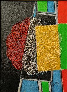 13/06 ♥ Vernissage de l'Exposition COSA MENTALE du peintre argentin TRAFUL ♥ Galerie Le Nouvel Organon ♥ Paris ♥  http://paulabarrozo.blogspot.com.br/2014/06/1306-vernissage-de-lexposition-cosa.html