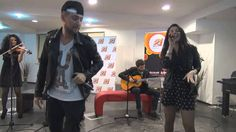 F.Charm feat. Ligia - APROAPE DE TINE, LIVE @ REQUEST 629 Live