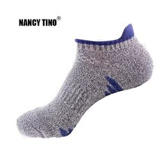 Camping & Hiking Special Section Nancy Tino Mens Cycling Short Socks Cotton Elasticity Outdoor Sports Socks Deodorant Breathable Mesh Hiking Running Ankle Socks