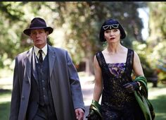 Jack and Phryne on the case