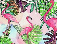 """Check out new work on my @Behance portfolio: """"Colección Tropical"""" http://be.net/gallery/38267731/Coleccion-Tropical"""
