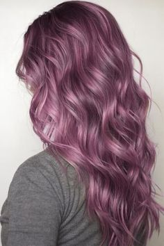 25 Purple Hair Color Ideas to Try in 2020 - Short Pixie Cuts - 25 Purple Hair C. - 25 Purple Hair Color Ideas to Try in 2020 – Short Pixie Cuts – 25 Purple Hair Color Ideas to T - Balayage Hair Purple, Hair Color Purple, Cool Hair Color, Brown Hair Colors, Purple Pixie, Unique Hair Color, Purple Highlights, Purple In Blonde Hair, Ombre Purple Hair