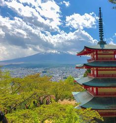 A day trip from Tokyo to see Mount Fuji. One of the most iconic places in beautiful Japan. Day Trips From Tokyo, Commuter Train, Mount Fuji, Great View, Cool Pictures, March, The Incredibles, Japan, Explore