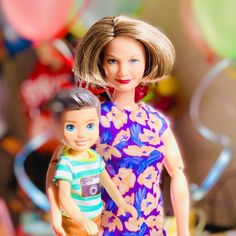 Juste Zoe, Barbie Family, Barbie Party, Barbie Style, Barbie Life, Grandparents, Baby Things, Entertainment, Dolls