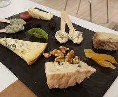 Tabla de quesos azules en @lamajadaquesos