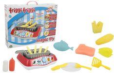 TM Toys Magic Fry – magická sada na vaření Entertainment Center Makeover, Entertainment Room, Faux Fireplace, Disney, Fries, Steak, Easy Diy, Barn, Magic