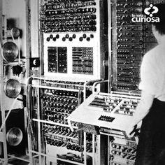 Colossus, la primera computadora de la historia http://www.culturizando.com/2012/11/la-nota-curiosa-colossus-la-primera.html