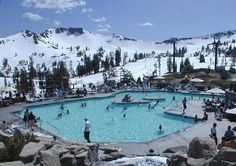 High Camp Pool | Squaw Valley