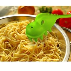 Pastasaurus Pasta Server by Fred & Friends: Prehistoric Perfection! $7.99