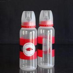 Arkansas Razorbacks Baby Bottles