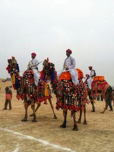 Jaisalmer Desert Festival 2015