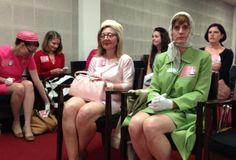 North Carolina Women Don 1960s Garb To Protest 'Vintage' Bill That Threatens Birth Control Access
