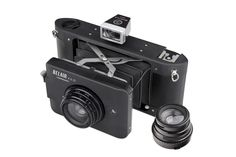 Take breathtaking photos with the Belair X 6-12 City Slicker, an original medium-format camera with automatic shutter settings from Lomography.