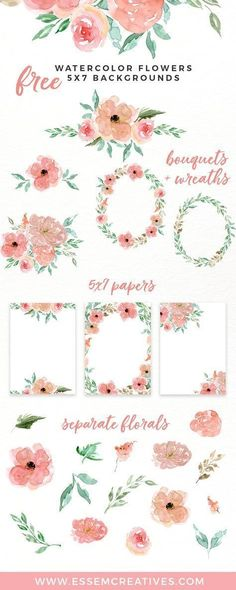 Houseplants for Better Sleep Free Watercolor Flowers Clipart, Floral Wreaths, Borders Backgrounds Use These Free Digital Resources For Your Next Diy Art and Crafts Project Use To Make Birthday Party Invitations, Wedding Invites, Printable Wall Art and Free Watercolor Flowers, Pink Watercolor, Watercolor Design, Watercolor Border, Watercolor Flower Background, Floral Wreath Watercolor, Watercolor Trees, Watercolor Portraits, Watercolor Wedding