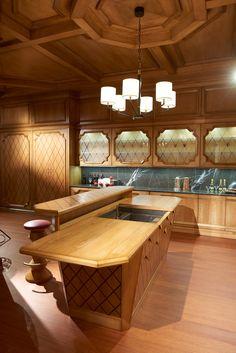 Gran Duca D'Italia | Luxury Kitchen | Prestige