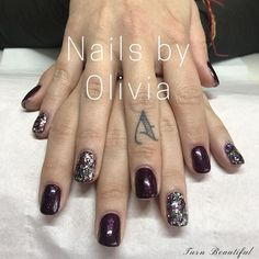 BioSculpture Gel Overlays by Olivia Party Popper & Glitterbug feature nails beautybrighton Bio Sculpture Gel, Gel Overlay, Party Poppers, Overlays, Gel Nails, Beauty, Beautiful, Gel Nail, Cosmetology