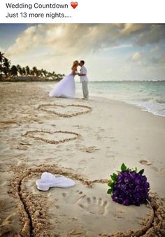 Wedding Countdown Beach Weddings