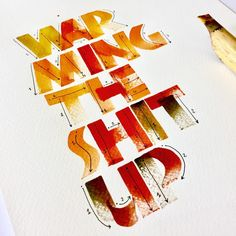 """Post number 43 of my sh*t series: """"Warming the shit up"""" for this Saturday's Neuland calligraphy workshop at If you are interested in attending, I have 2 spots Calligraphy Course, Calligraphy Letters, Typography Letters, Caligraphy, Bamboo Pen, Alphabet, Liquid Watercolor, Collage, Workshop"""