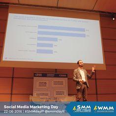 Alcuni scatti della prima parte di sessioni del pomeriggio di #SMMdayIT 2016 #follow #socialteam #social #socialmedia #webmarketing #digitalcommunication #digital