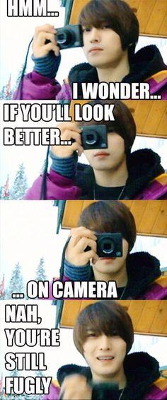 bad jaejoong xD ♡ #KPOP #FUNNY