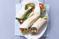 5 oktober - Wrap it up deze #bonusmaandag! Tortillawraps + rode paprika + zuivelspread in de bonus - Recept - Allerhande