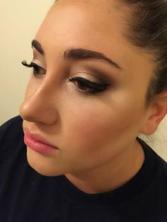 Smokey Eye with Wing by Me