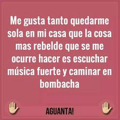 aguanta!!!!!!!!!!!!!! Funny Quotes, Funny Memes, Jokes, English Memes, Dumb And Dumber, Spanish, Lol, Random, Truths