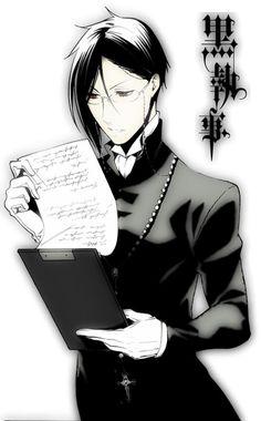 Sebastian Michaelis - Kuroshitsuji - Black Butler