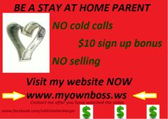 This website will teach you how to create 4 income streams online from your home.
