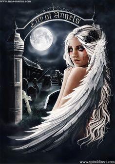 beautiful dark angels - Google Search