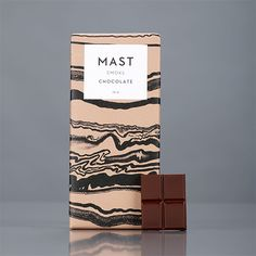 Mast Brothers Smoke Chocolate Bar