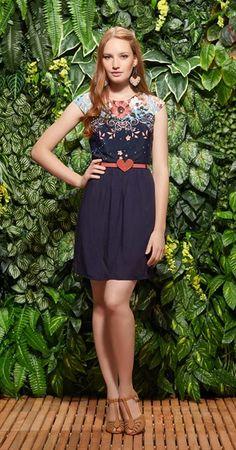 Vestido+Hibisco+Tropical