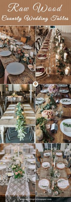 Check out some of the best and creative centerpiece ideas for rustic themed weddings. Burlap Wedding Decorations, Rustic Centerpieces, Rustic Wedding Centerpieces, Wedding Table, Wedding Trends, Wedding Ideas, Greenery Garland, Bliss, Peach