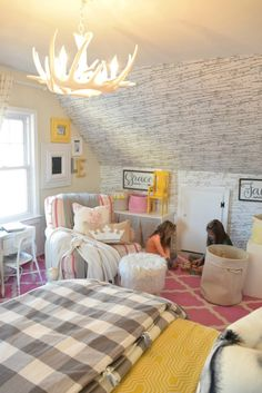 Girls Bedroom Tour -