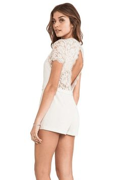Love the BCBG Max Azria Mandana Romper on Wantering. @gtl_clothing #getthelook http://gtl.clothing