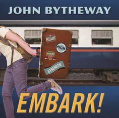 Embark! (Talk on CD) by John Bytheway is a great way to explain the 2015 LDS Youth theme and to get you motivated for the year. And of course Bytheway is just awesome as always. Definitely worth listening to!   Plus Printables for the 2015 Youth Theme!
