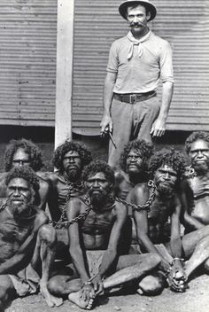 Until the mid-60s, the Aborigines came under the Flora And Fauna Act, which classified them as animals, not human beings. This also meant that killing an Aborigine meant you weren't killing a human being, but an animal.