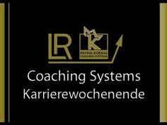 "patrik-koenig.de --- Patrik Koenig ""Coaching-Systems"" zum LR-ERFOLG Lr Beauty, Beauty Products, Coaching, Health And Beauty, Calm, Training, Cosmetics, Products"