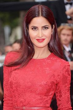 Katrina Kaif looked ravishing a red Elie Saab gown on day 2 of Cannes 2015.