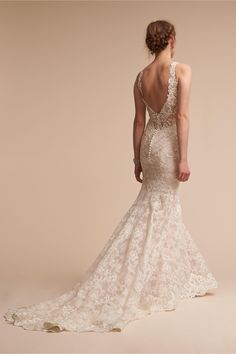 781976426cfd BHLDN Ivory Toulouse Gown in Bride | BHLDN I Got Married, When I Get Married