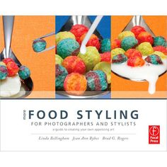 Focal Press Book: More Food Styling 9780240817132 B&H Photo | B&H Photo Video
