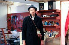 At the studio: Henrik Vibskov
