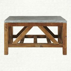 """Holden 32"""" Square Coffee Table 