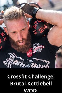 Brutal Kettlebell WOD Every CrossFitter Needs to Try