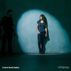 Brett Dalton and Chloe Bennet star as Grant Ward and Agent Skye in Marvel's Agents of S. Marvel Vs, Marvel Comics, Marvel Memes, Shield Cast, Lincoln And Octavia, Grant Ward, Fitz And Simmons, Marvels Agents Of Shield, Phil Coulson